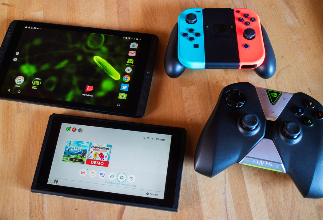 Famosos Juegos De Nintendo Pueden Ser Jugados En La Nvidia Shield